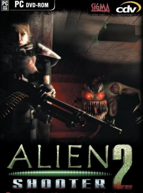 Boxart. Boxart. Series. Alien Shooter