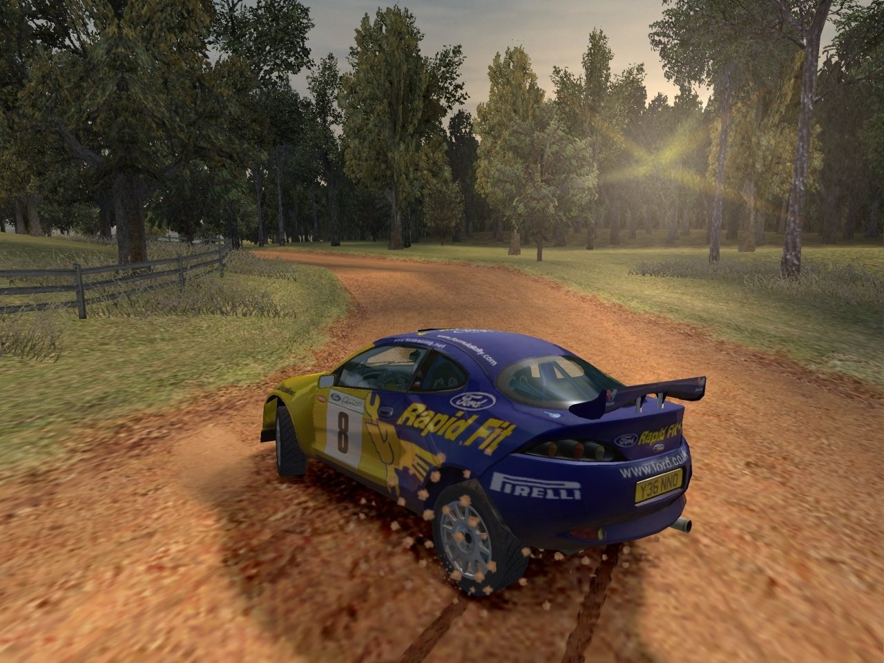 images colin mcrae rally  mod db