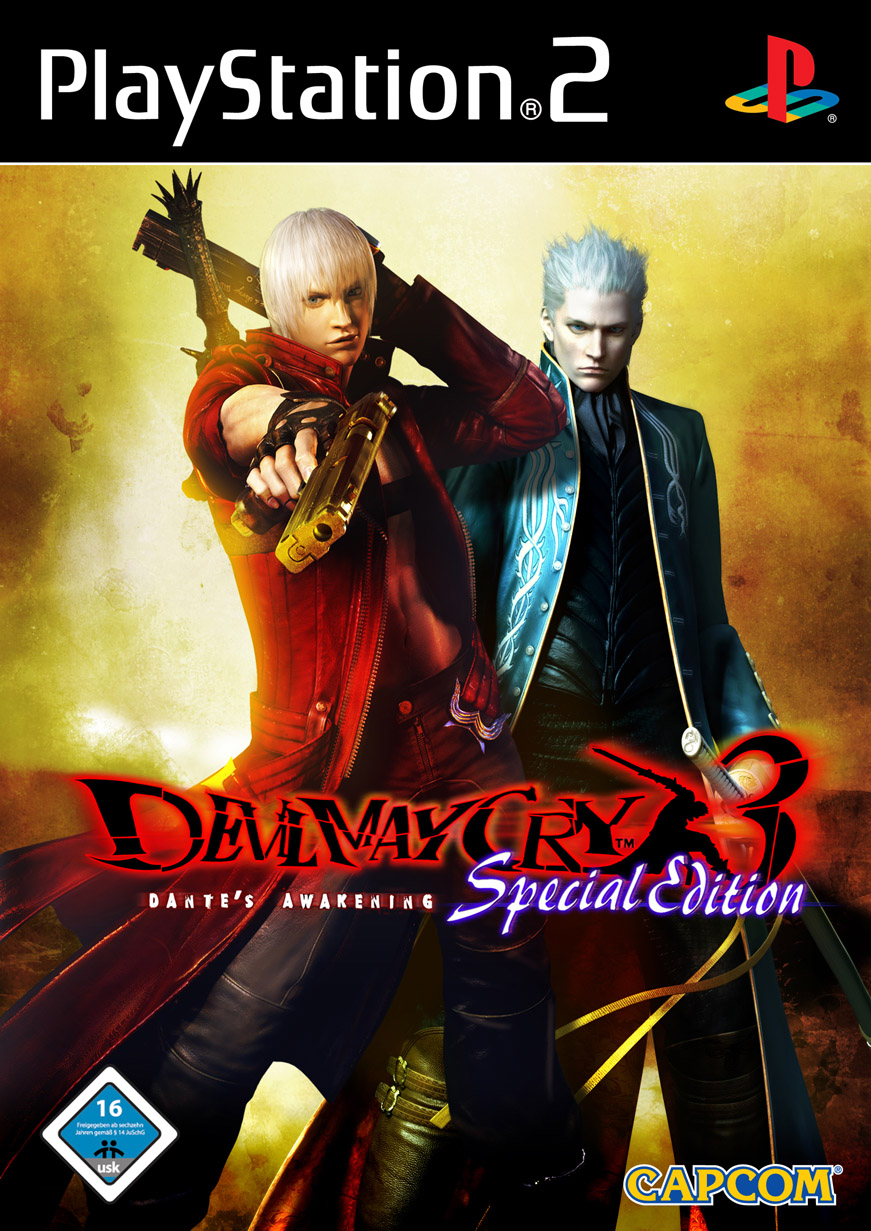 Devil May Cry 3: Dante's Awakening Windows, X360, PS3, PS2