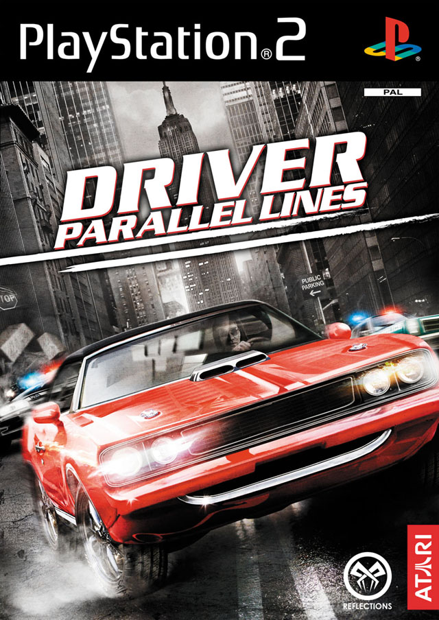 Driver Parallel Lines Windows Xbox Ps2 Wii Game Mod Db