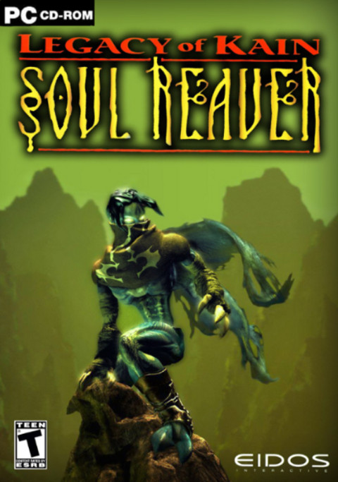 Legacy of Kain: Soul Reaver Windows, PS1 game - Mod DB
