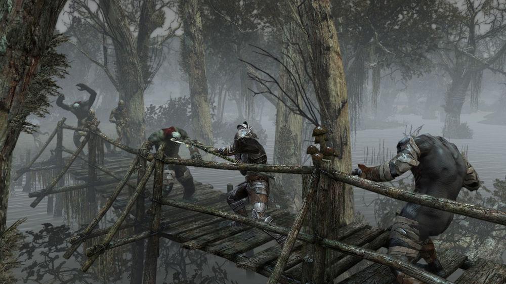 Вы покупаете официальный Steam-ключ активации игры Two Worlds 2 (рус.