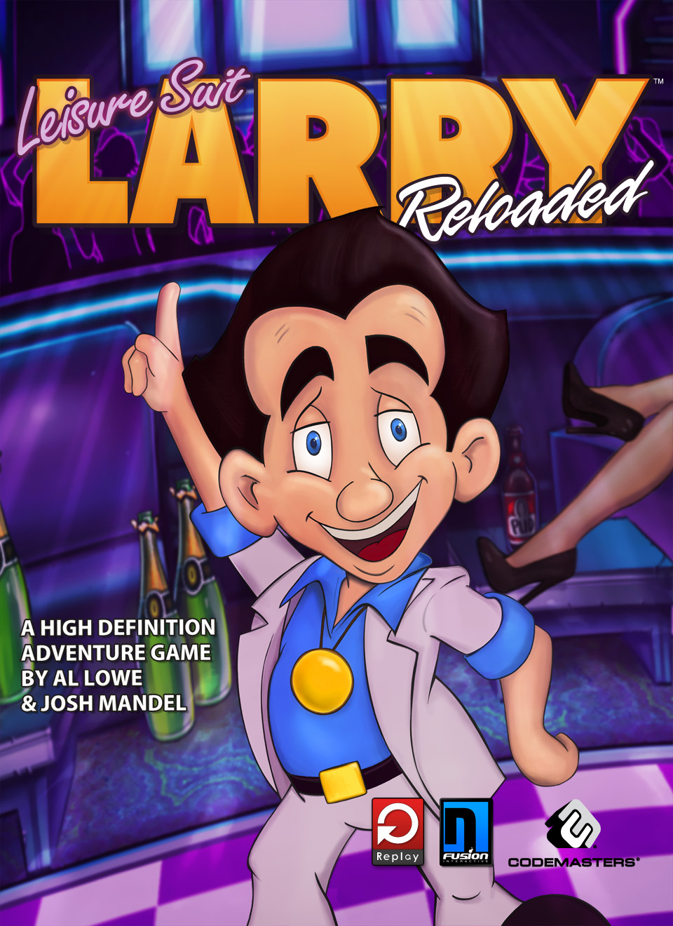 Game Leisure Suit Larry
