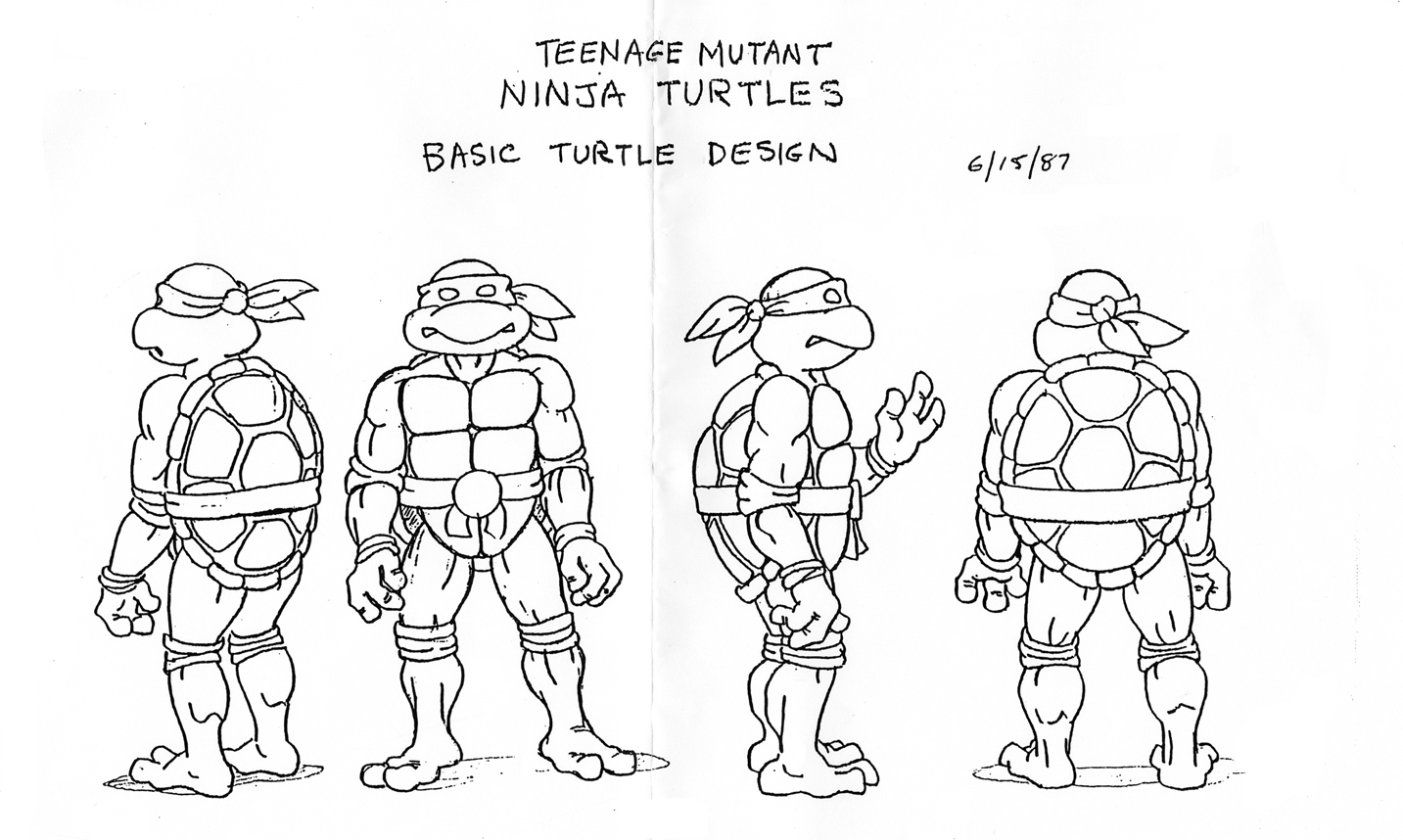 Original Turtles The Best Kind Image Tmnt Heroes In