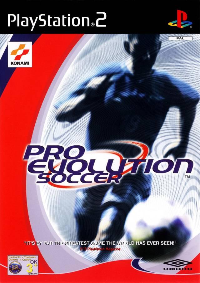 Pro Evolution Soccer PS2, PS1 game - Mod DB
