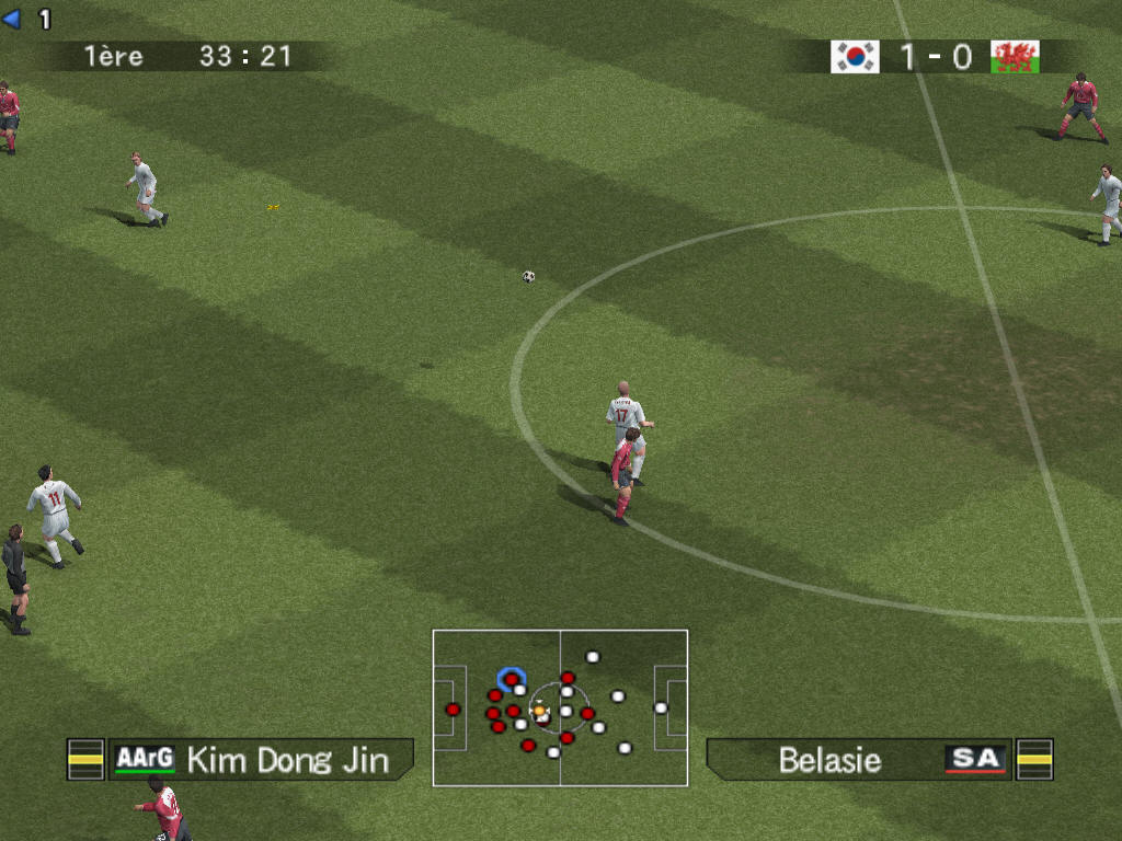 PC screenshot image - Pro Evolution Soccer 5 - Mod DB