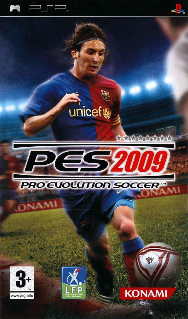 Fpf download center > patchs pes 2009 > psp.