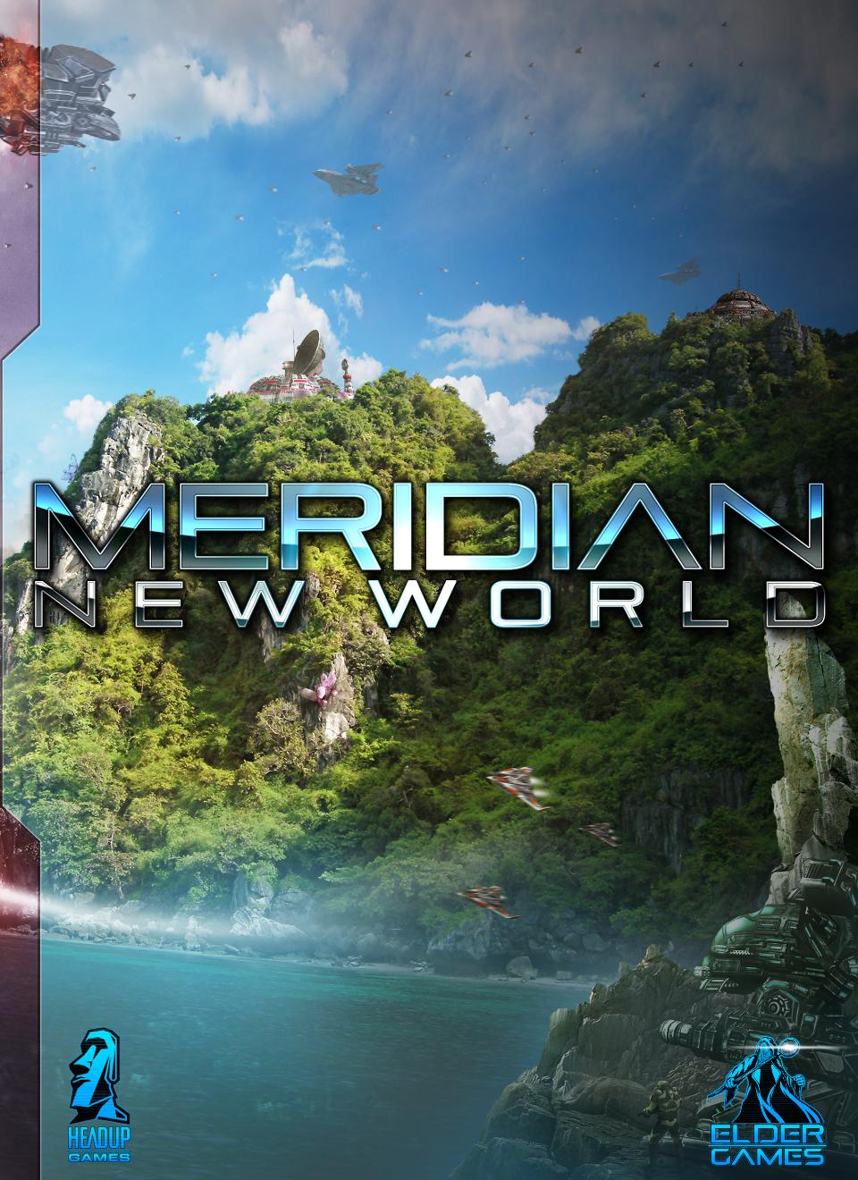 [Обзор] Meridian New World. Дело рук одного человека