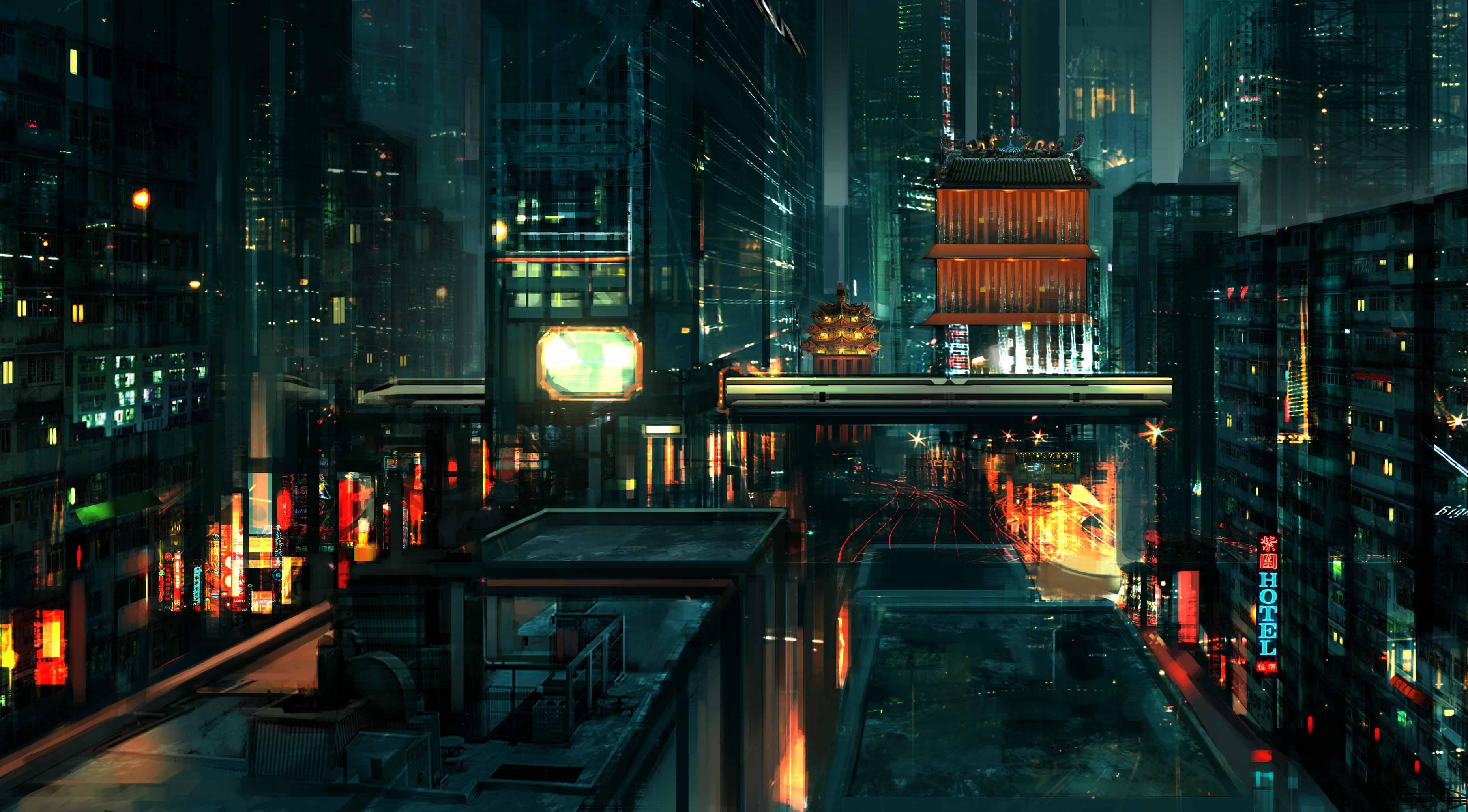 china town game