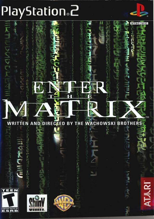 Terms Of Use Icon >> Enter the Matrix Windows, XBOX, PS2, GCN game - Mod DB