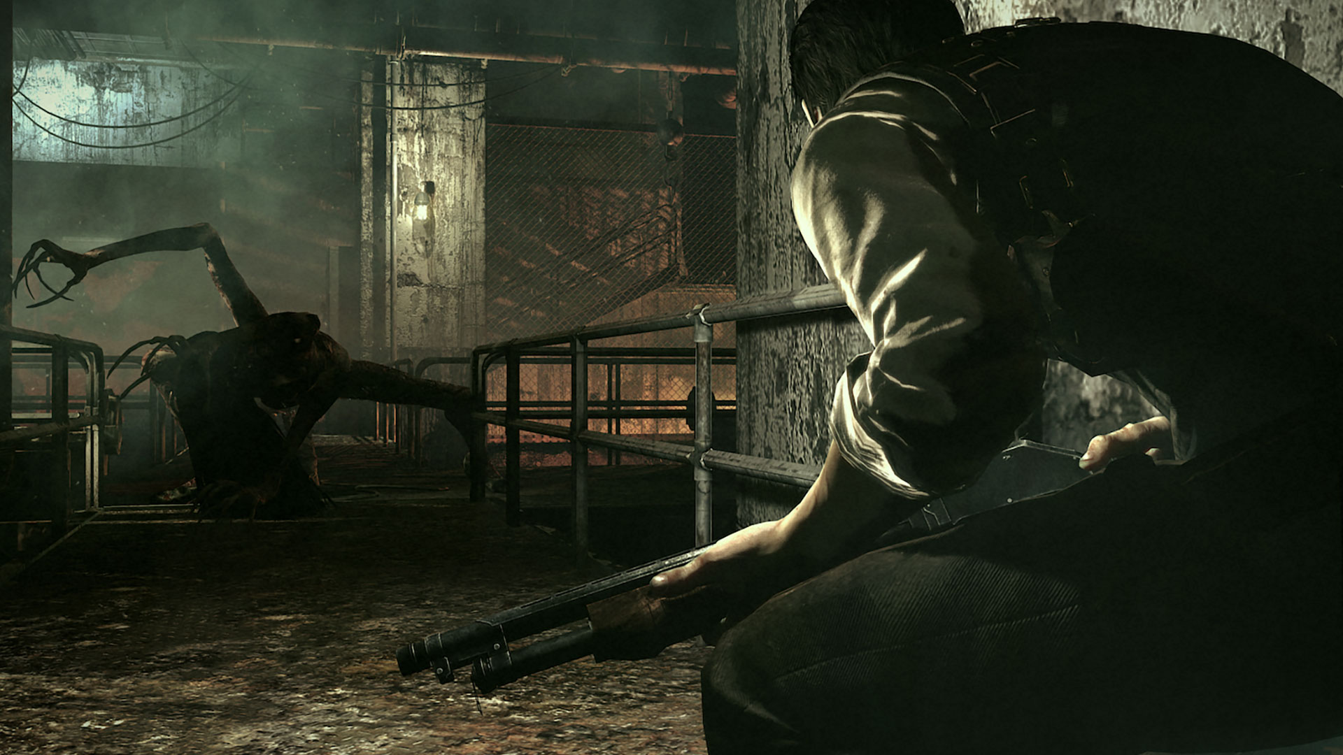 The Evil Within Windows, XONE, X360, PS4, PS3 game