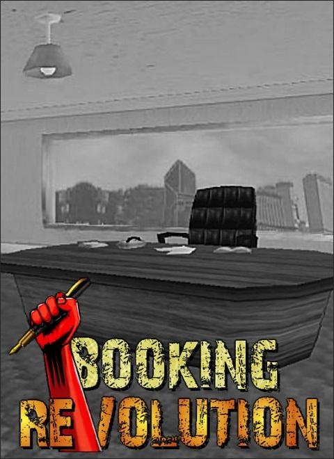 booking revolution wrestling