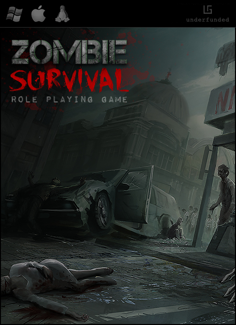Zombie survival games single player download