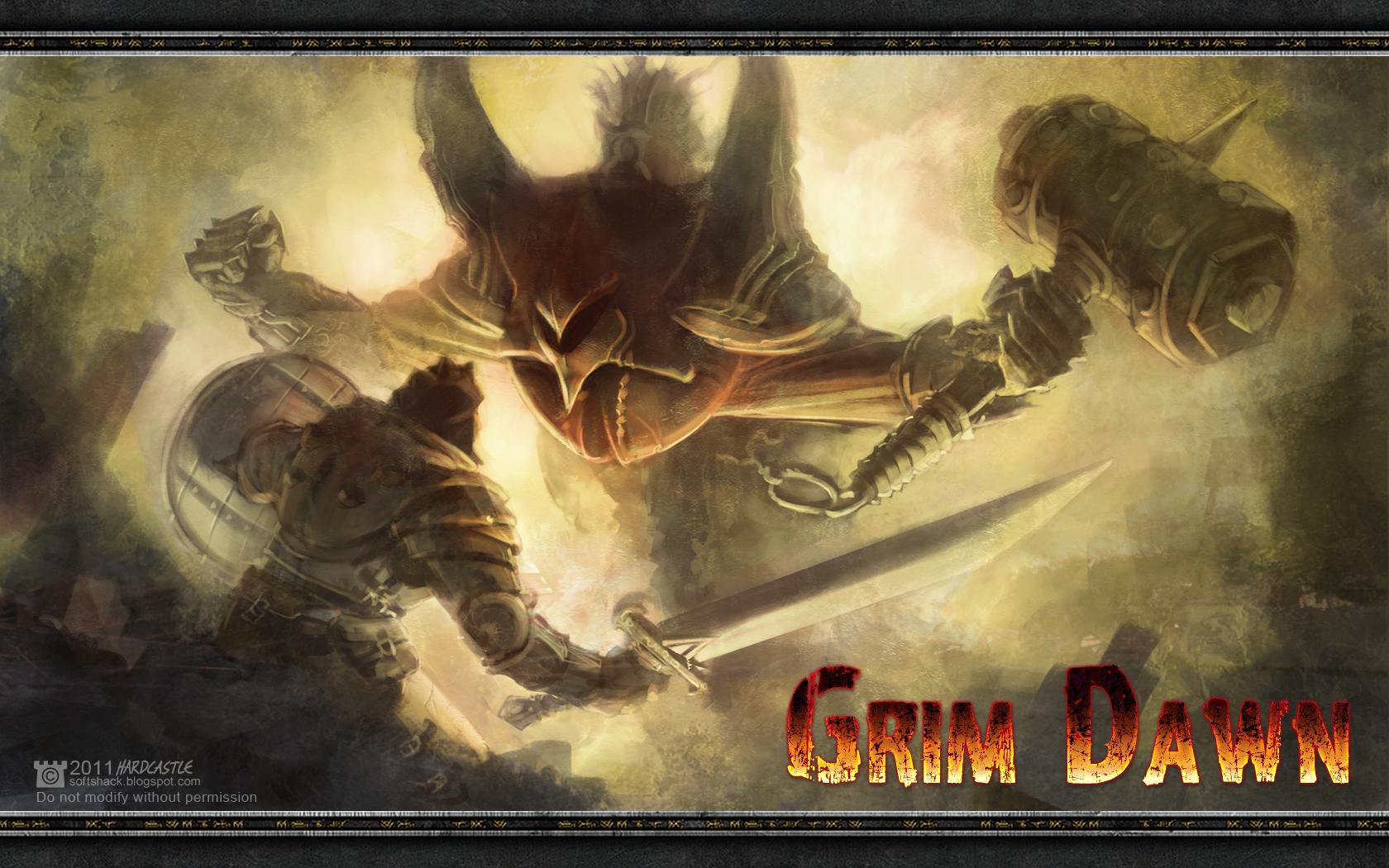 Grim Dawn Windows game