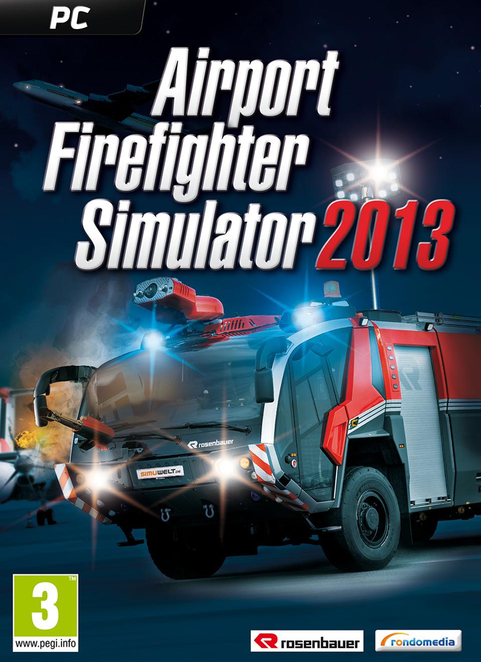 Aiport Firefighter Sim...
