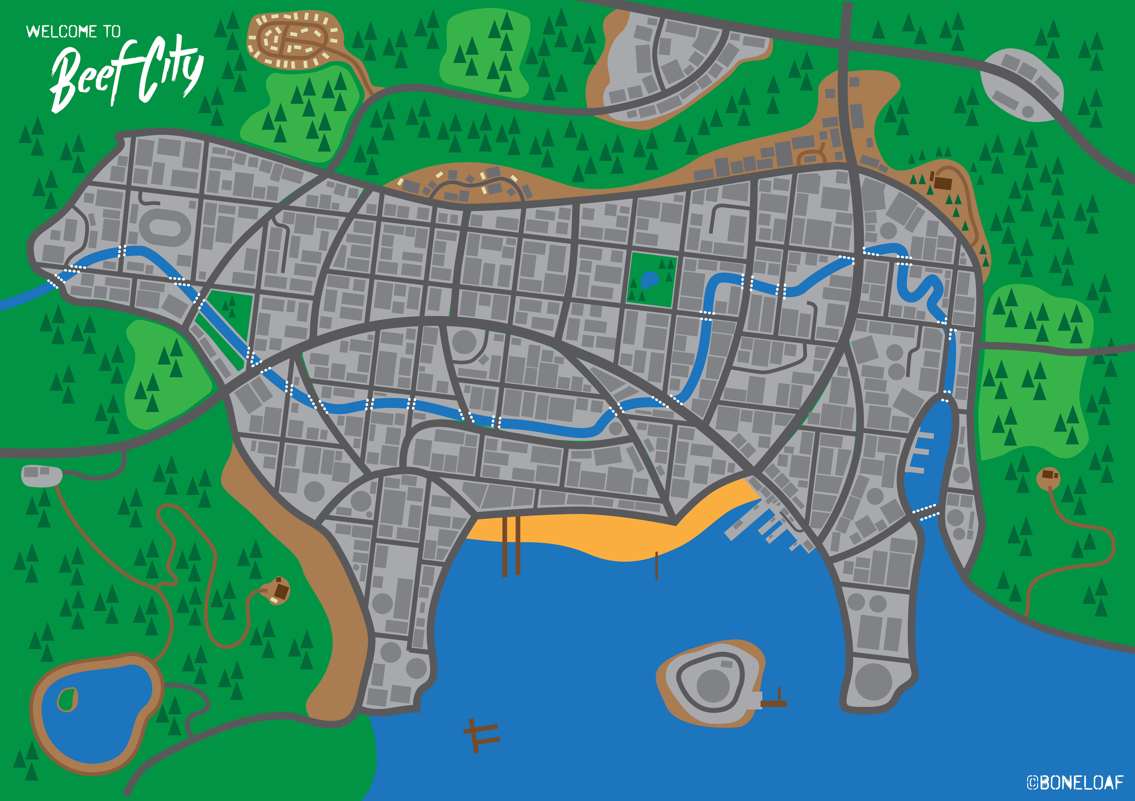 city of the beasts pdf