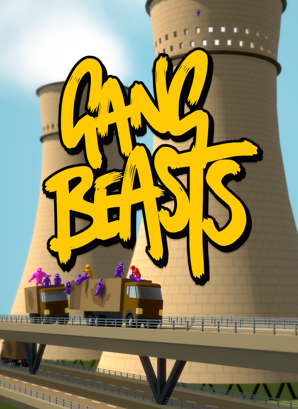 Gang beasts release date in Australia
