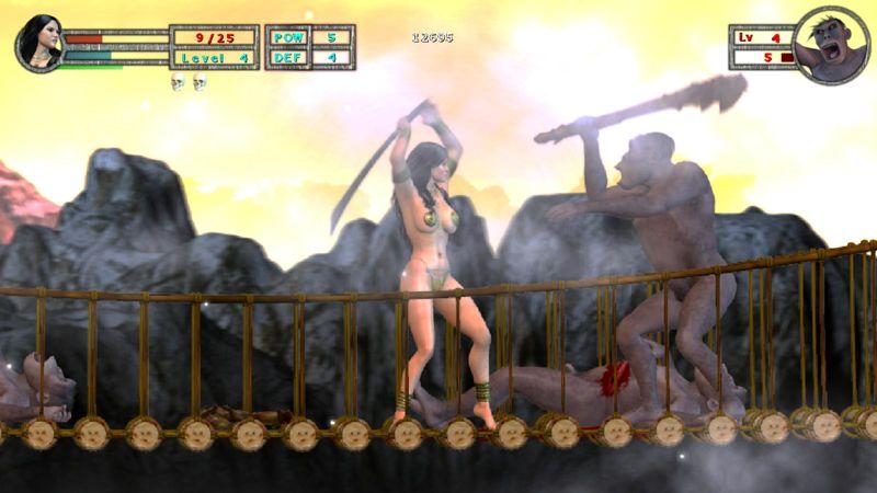 Screenshot image - Age of Barbarian - Mod DB