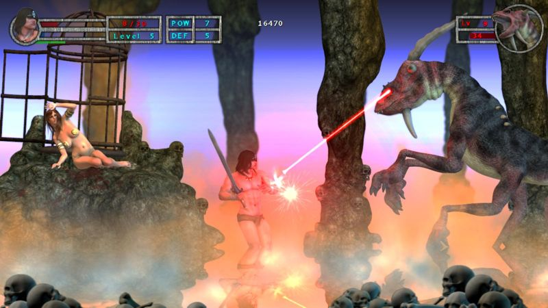 Download Age of Barbarian Extended Cut Full PC Game