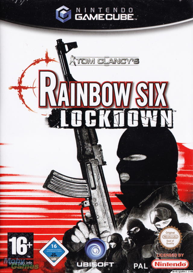Tom Clancy S Rainbow Six Lockdown Windows Xbox Ps2 Gcn