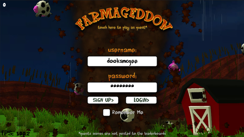 Login Screen Progress image - Farmageddon - Mod DB