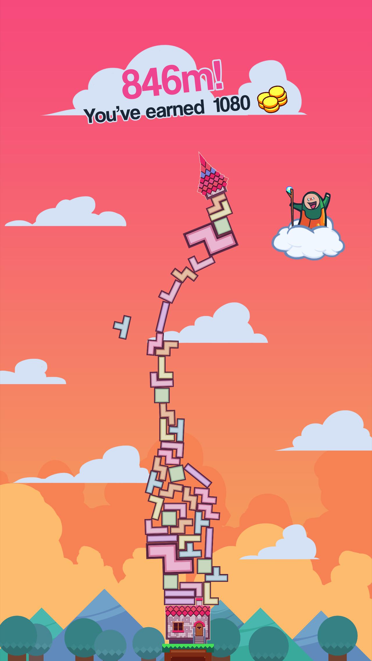 99 Bricks Wizard Academy IOS IPad Game