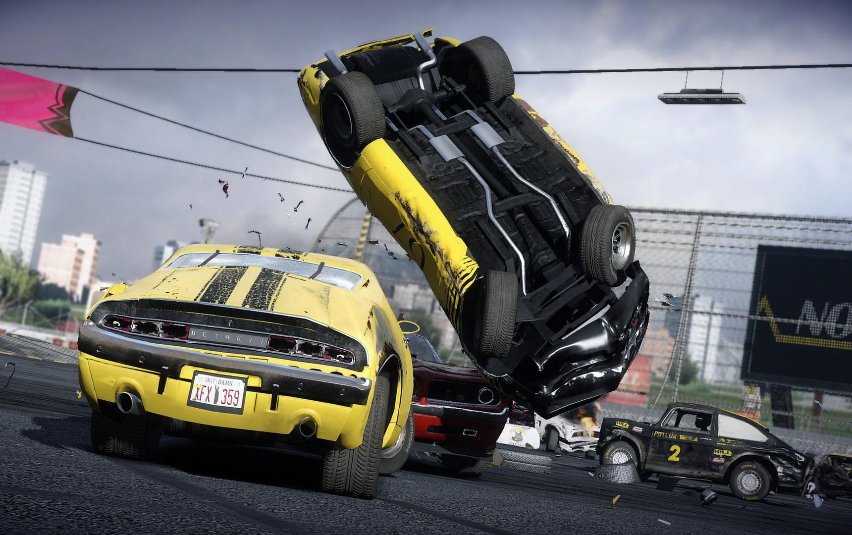 Next Car Game: Wreckfest Windows - Mod DB