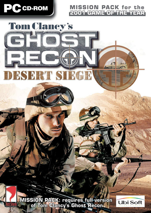 Tom Clancy S Ghost Recon Desert Siege Windows Game Mod Db