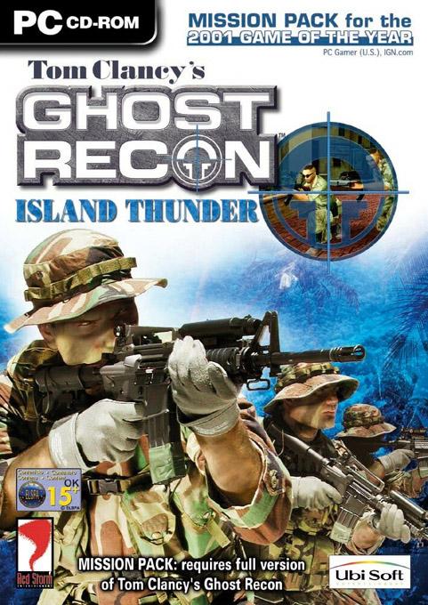 Tom Clancy S Ghost Recon Island Thunder Windows Game Mod Db