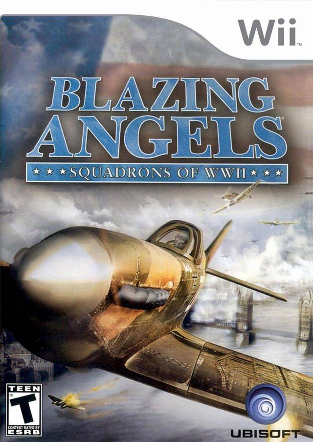 Blazing Angels Squadrons Of Wwii Windows X360 Xbox Ps3
