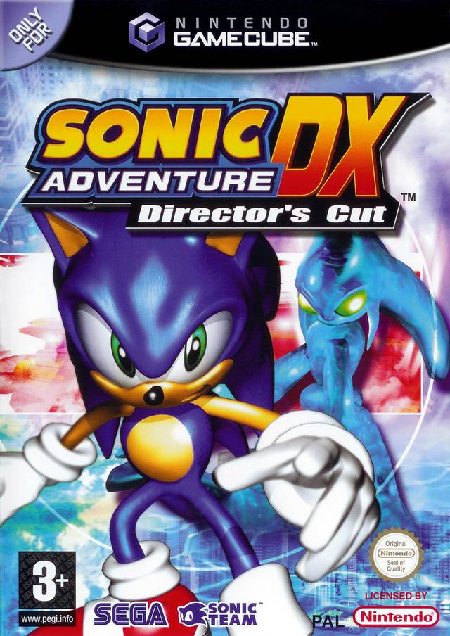 Sonic Adventure DX Windows, XBOX, PS2, GCN game - Mod DB