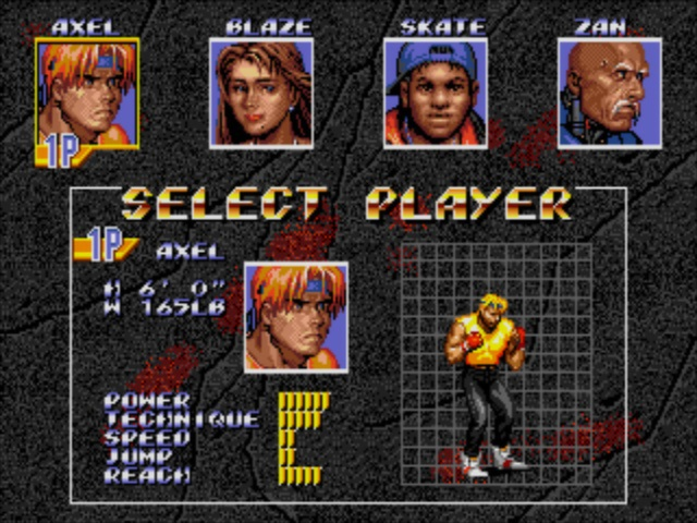 Streets of Rage favourites by ministerofsound on DeviantArt  |Streets Of Rage 3 Zan