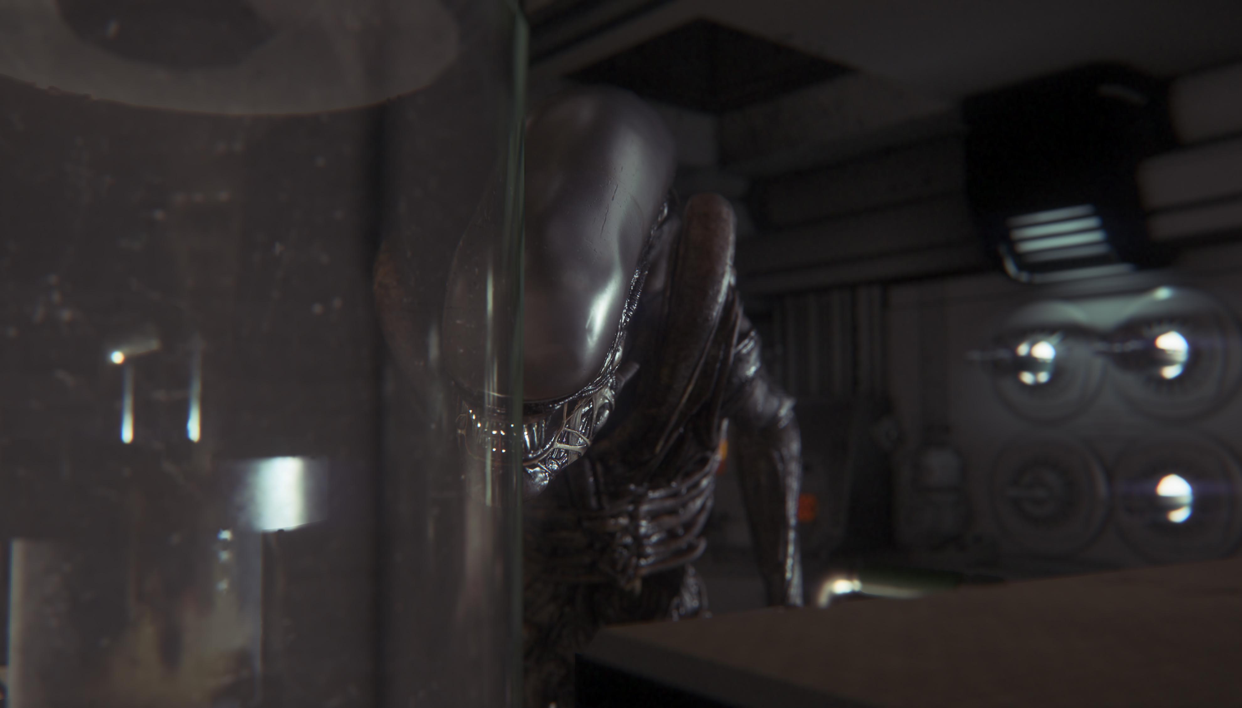 Alien nackt nudes scenes