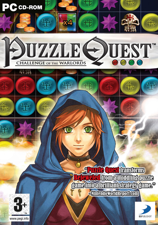 puzzle quest 2 ds download
