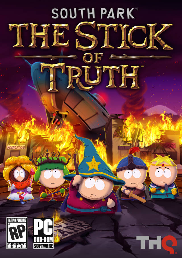 South Park The Stick Of Truth Windows X360 Ps3 Game