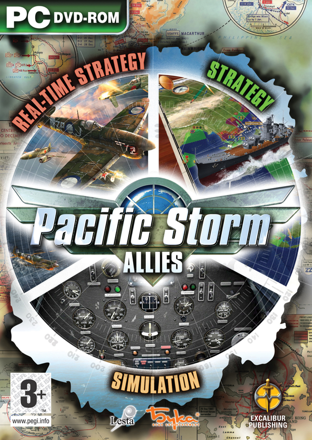 pacific storm allies download