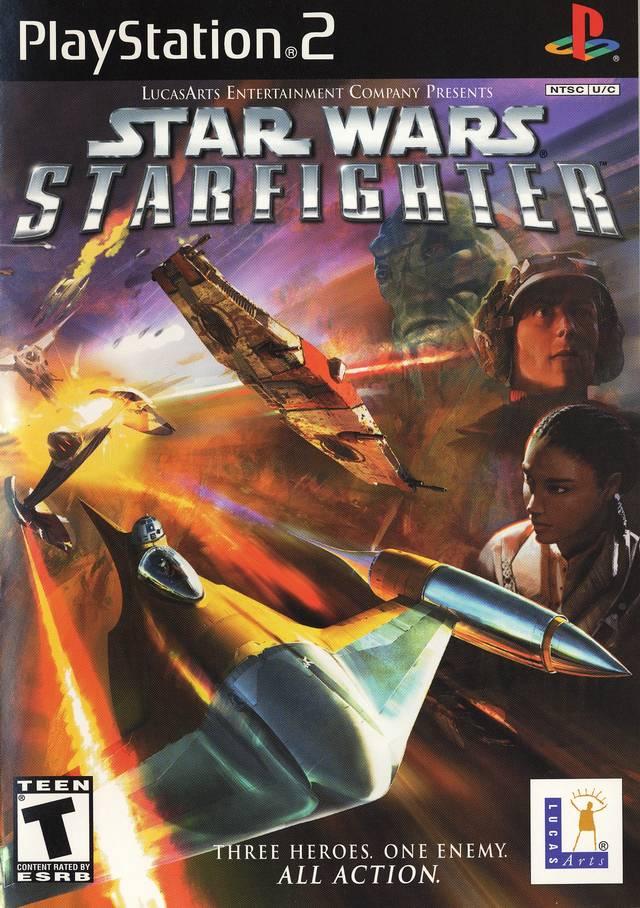 Star Wars Starfighter Windows, XBOX, PS2 game - Mod DB