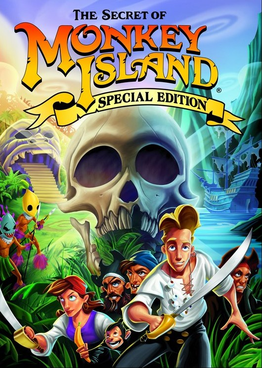 Excape Monkey Island Xbox Com Update
