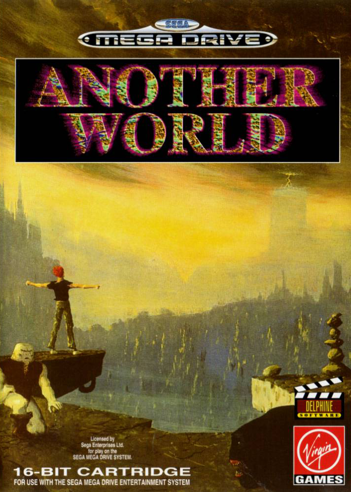 Another World: 20th Anniversary Edition Windows, Mac, iOS ...