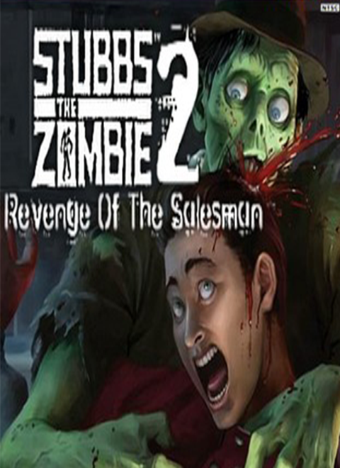 stubbs  zombie  revenge   salesman windows game mod db