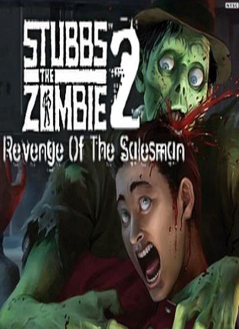 Stubbs The Zombie 2: Revenge Of The Salesman Windows game ...