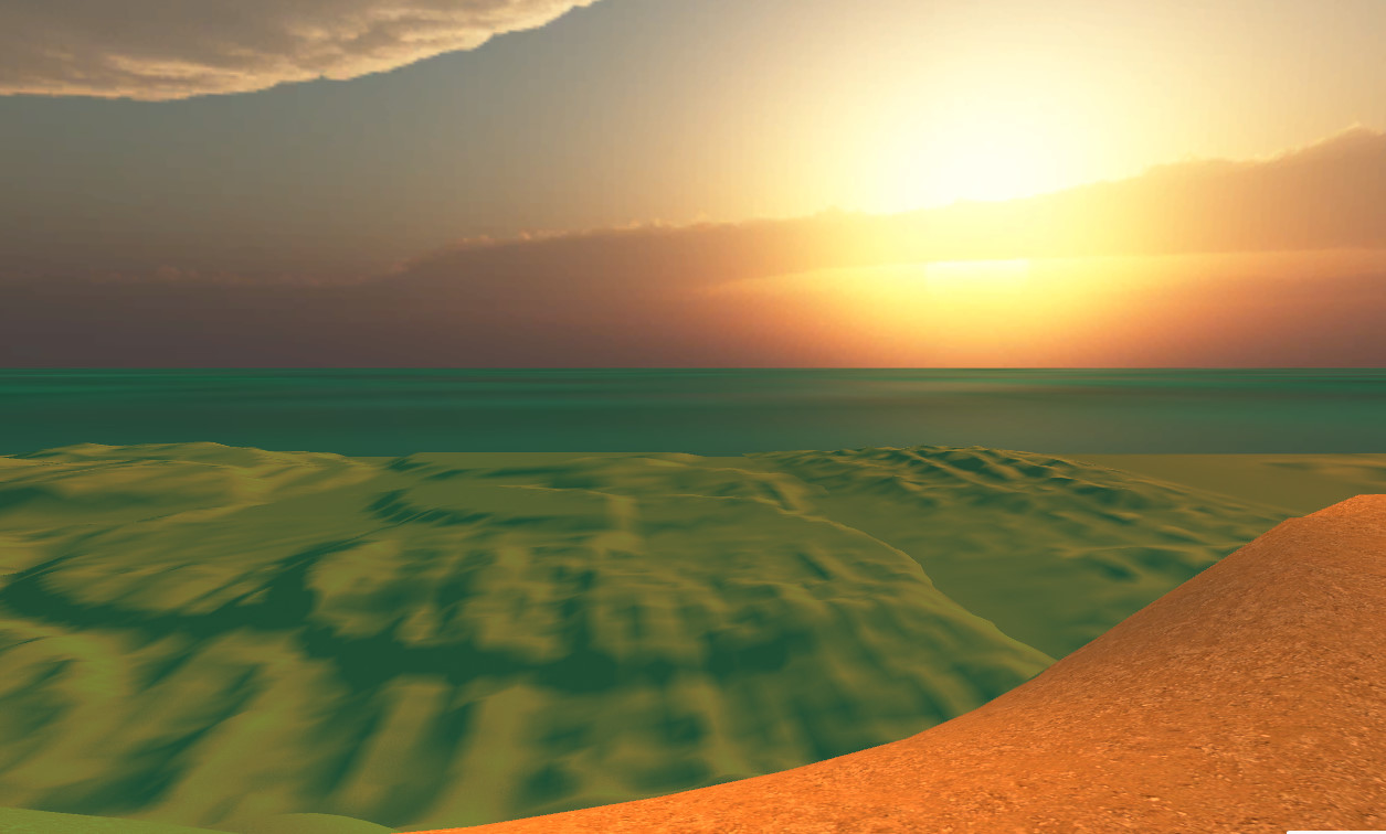 A Peacful Dawn