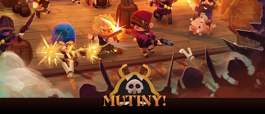 Mutiny Game