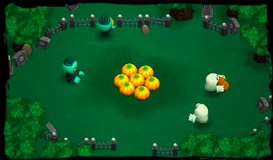 pumpkin hunters