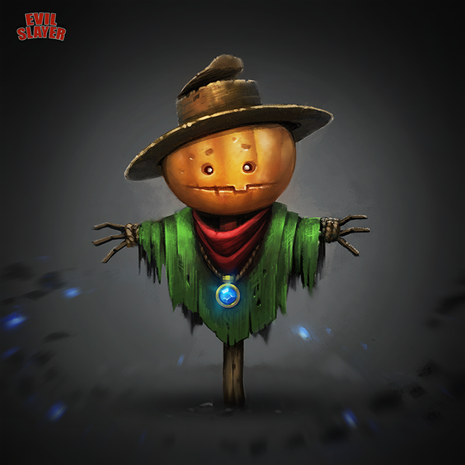The Scary. Concept-art