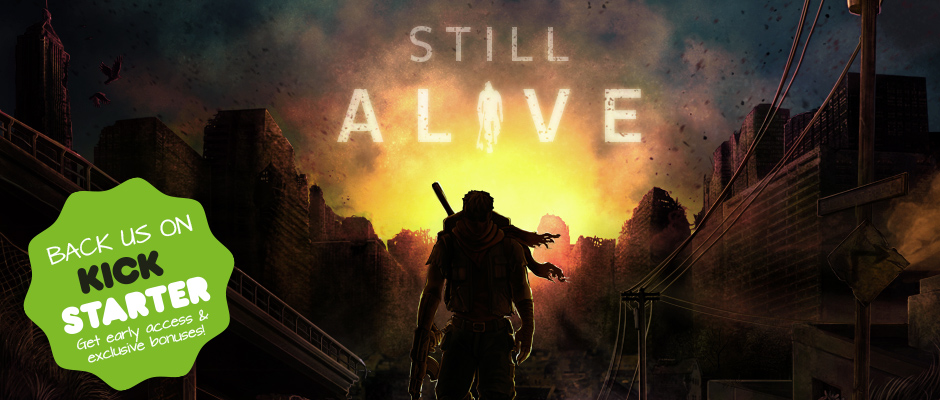 Still Alive - The 2D Multiplayer Survival Platformer