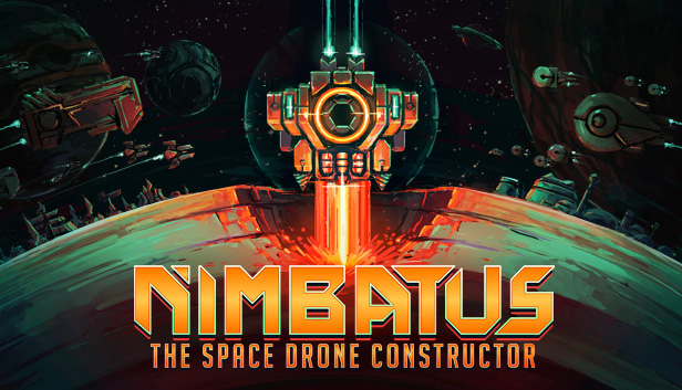 Nimbatus - The Space Drone Constructor Windows, Mac, Linux game