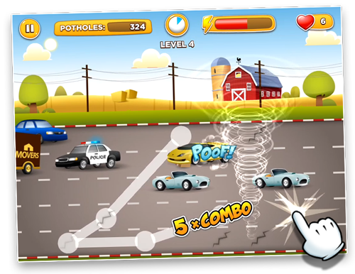 Asphalt Rush Mobile, iOS, iPad, Android, AndroidTab game - Mod DB