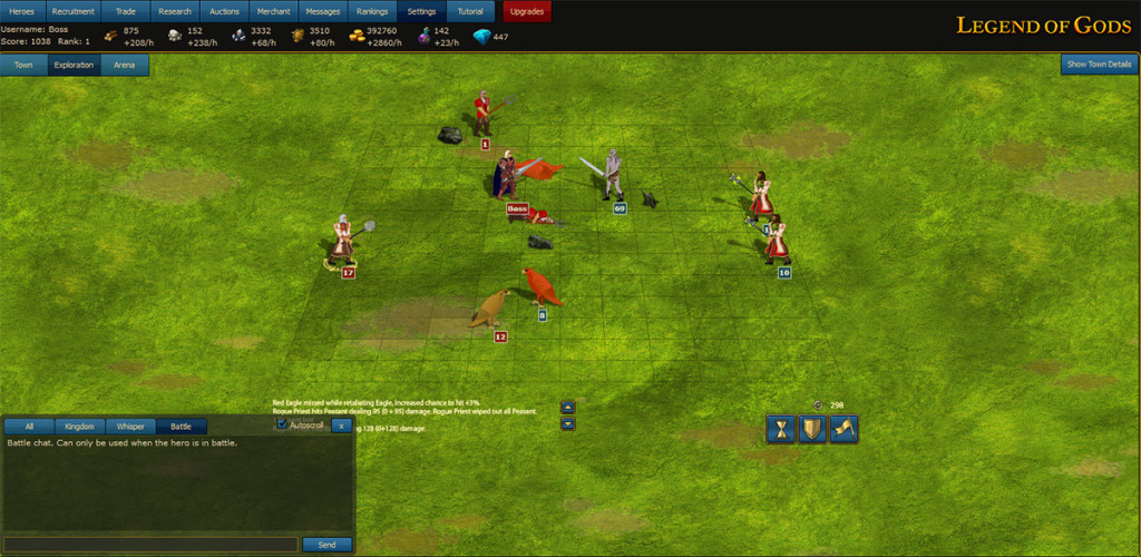 Flash Games Strategy
