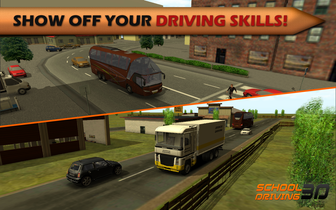 School Driving 3D image - Mod DB